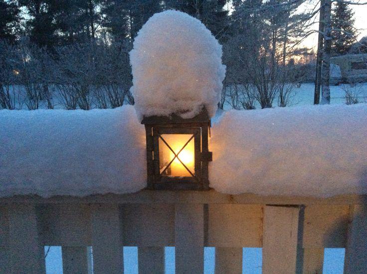 Kynttilän koti!