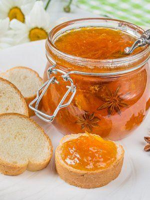 Пряный апельсиновый джем