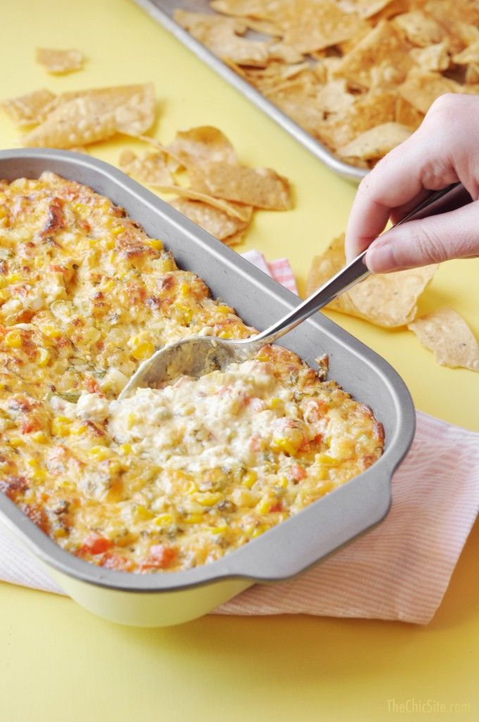 dips-spicy corn dip
