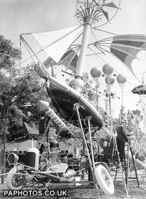 The Festival of Britain - London - 1951