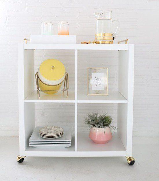 1000 id es sur le th me ikea bar cart sur pinterest for Optimiser espace cuisine