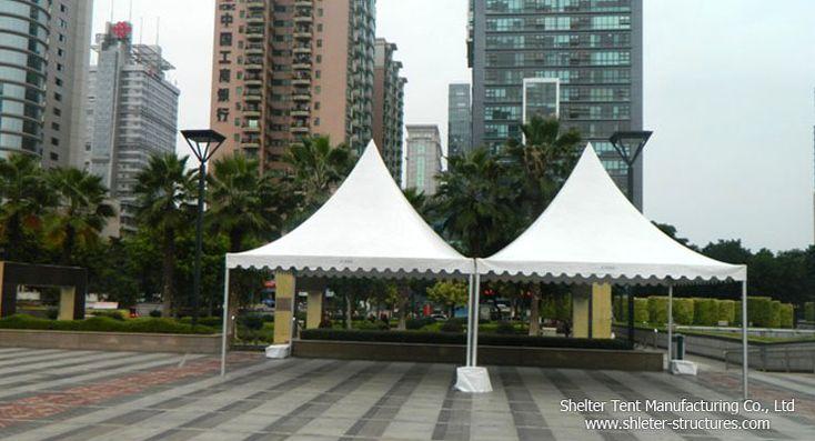 Carpa Shelter | Carpa Pagoda | Carpa Recepción | Salón Tienda | Aparcamiento Shade