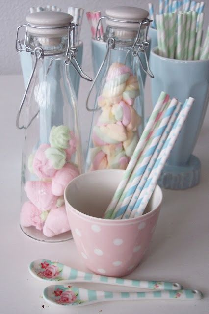 Shabby Chic - Pastel Color