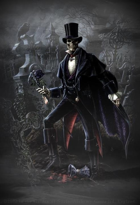 In the Garden of Souls ~ Alchemy Gothic