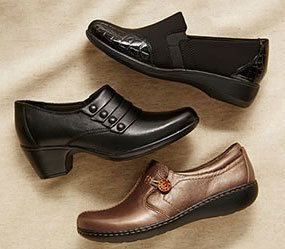 Get save 25 - 30% off on select womens comport shoes plus get an extra 25% off with jcpenney credit card or 20% off with any other payment method. This includes great brands a2 by aerosoles, bolo, clarks, eastland, eurosoft, propet, softspots, strictly comfort, yuu.