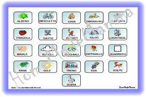 A come Apple (Mela): le carte per giocare con l'alfabeto italiano