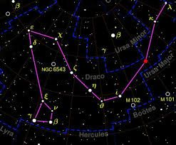 Image result for draco constellation