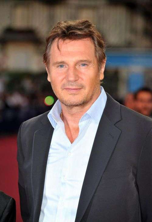images about Famous Single Parents on Pinterest   Single     Pinterest Liam Neeson Discusses His Toughest Role  Being a Single Dad