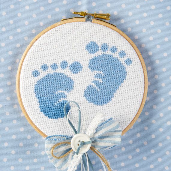 Embroidered 6 Wooden Hoop artPersonalized by babysdreamfairytales