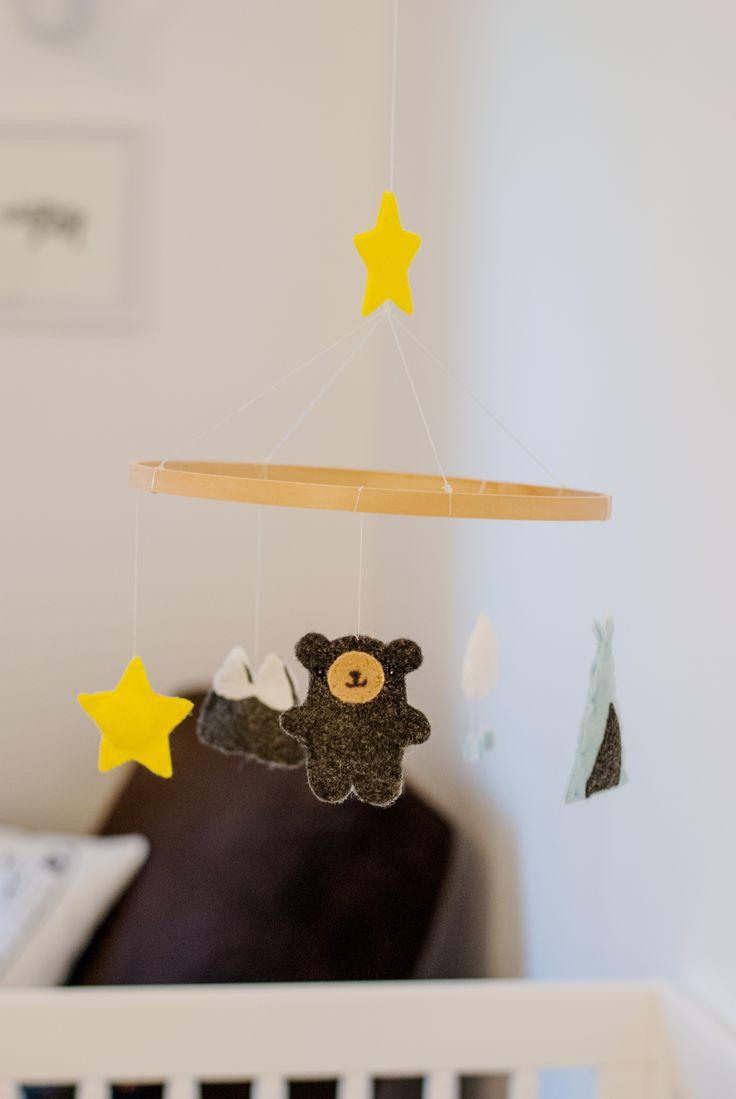 Diy boy nursery decor - All Time Favorite Handmade Gift Tutorials For Your Kids