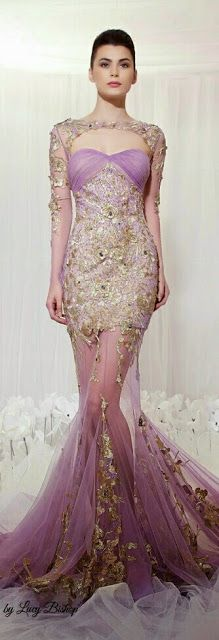 TAREK SINNO Haute Couture for Spring/Summer 2014