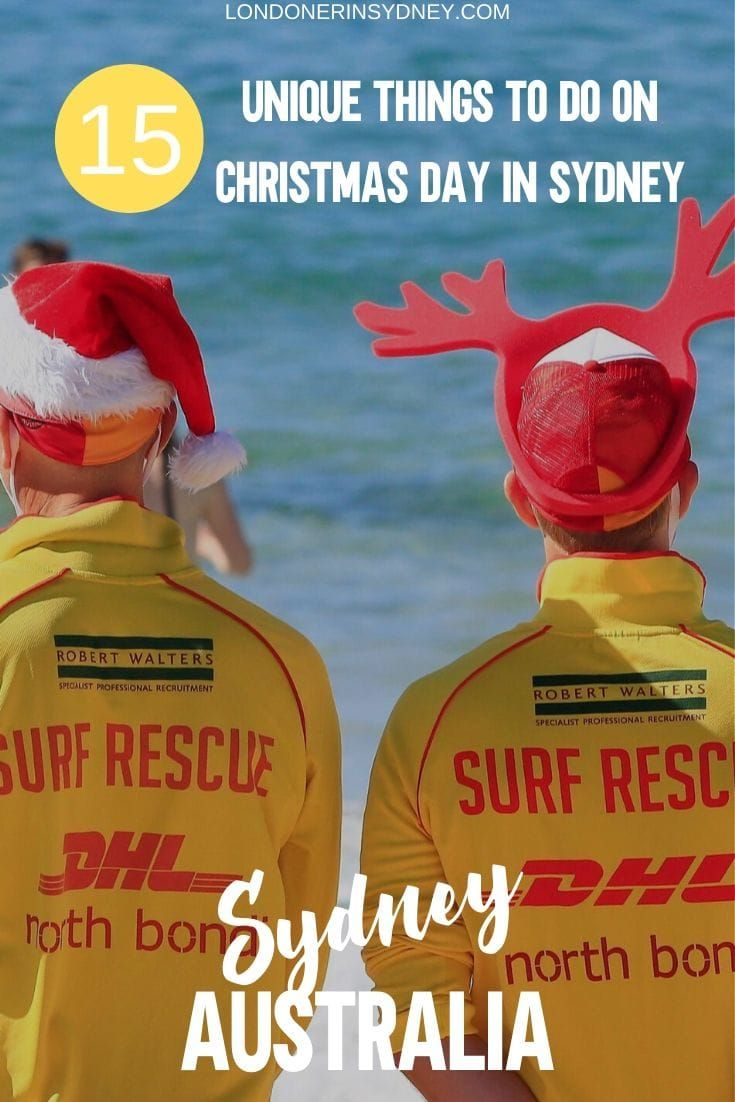 15 Different Things To Do On Christmas Day In Sydney In 2020 Christmas In Australia Things To Do Sydney Activities