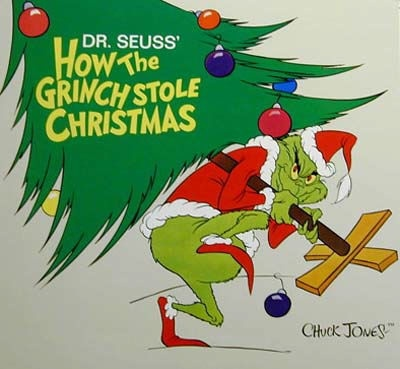 How The Grinch Stole Christmas / LJ139-HOW-THE-GRINCH-STOLE-CHRISTMAS / The Grinch / Limited Edition Lithograph / Animation Connection / Cartoon Art / Cels (Cells) / Online Sales