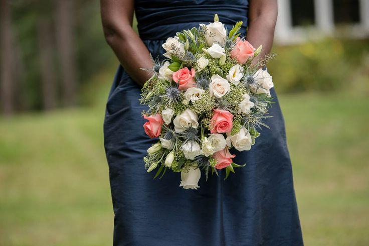 #VisualRoots #Floral #Bridesmaid #Wedding
