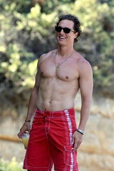 Matthew McConaughey's Best Shirtless Looks | Gallery | Wonderwall