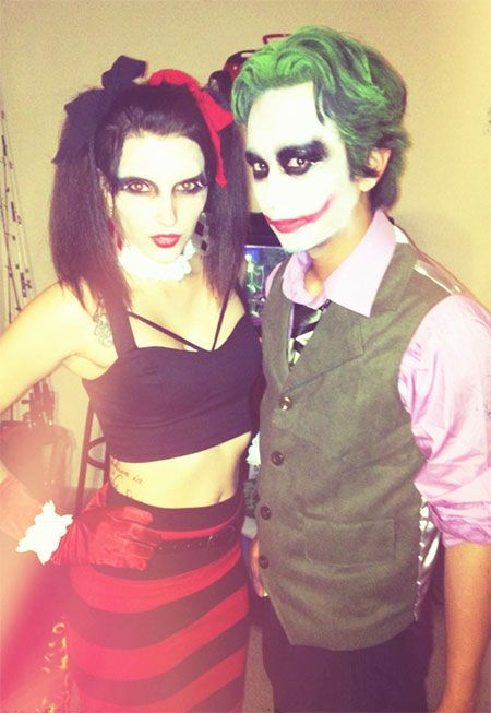 unique scary halloween costume ideas for couples 2013 2014 girlshue - Couple Halloween Costumes Scary
