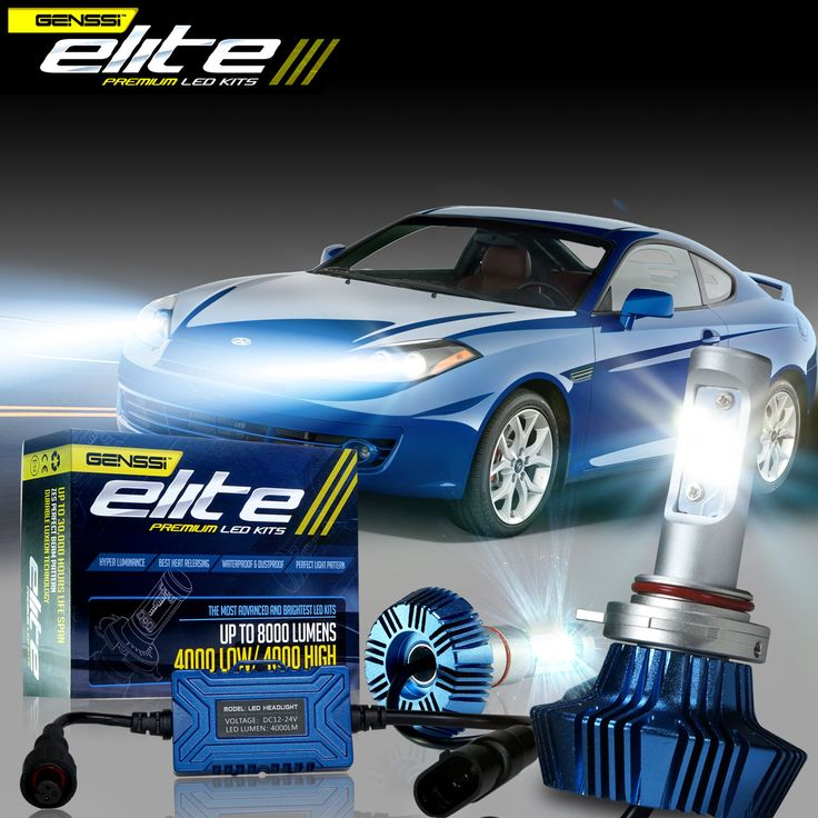 Celica LED Headlight Bulbs Brightest Most Reliable - Click to see more
