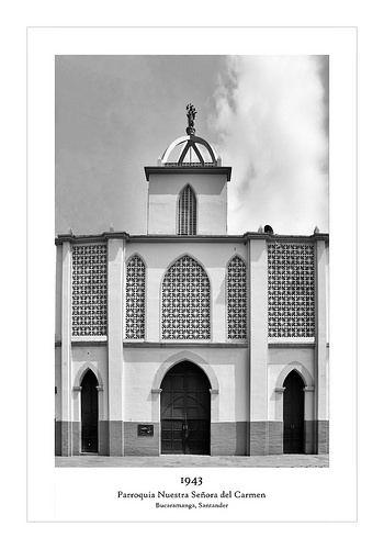 1943 Parroquia Nuestra Señora del Carmen-1 | Flickr - Photo Sharing!