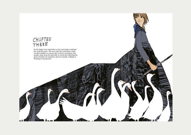 Illustration - Hannah Coulson