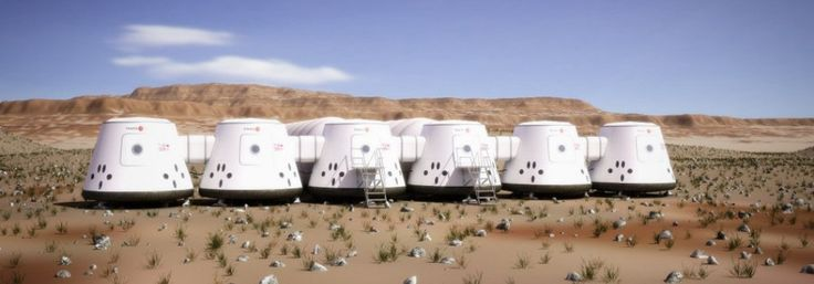 Four of These 100 People Will be Going to Mars