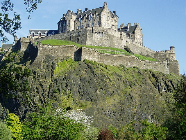 A favorite: Edinburgh, Scotland