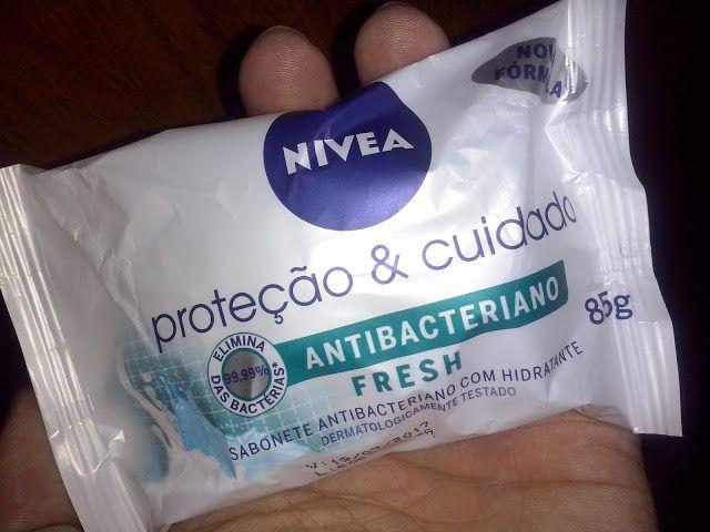 Beauty 'n' Roll: Resenha: Nivea - Sabonete Antibacteriano Fresh! Pr...