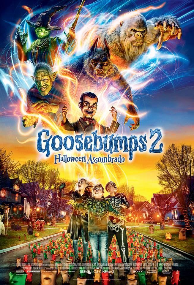 Goosebumps 2 Halloween Assombrado Filme Completo Assistir