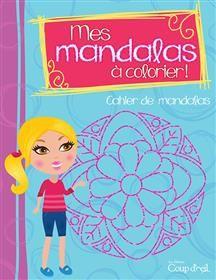 Mes mandalas à colorier | Boutique Goélette