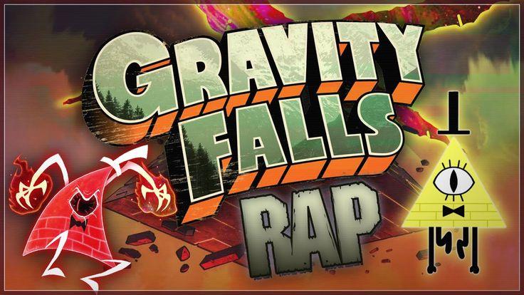 Rap de Gravity Falls Weirdmagedon 1,2 y 3. ALUCINAD!!!