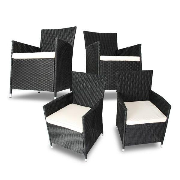 Polyrottinkituolit 4kpl, 199,95€. 4kpl polyrottinkituoleja erikoishintaan! Ilmainen toimitus! #polyrottinkituoli #tuoli #polyrottinki