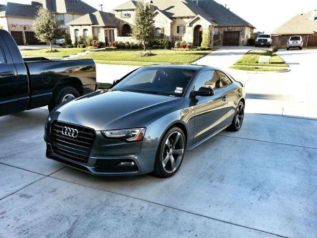 2016 Audi S6 Black Optic