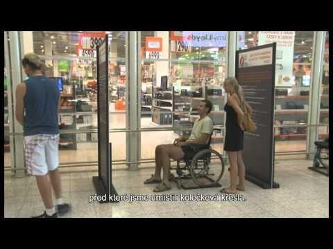 Bronze - Flash Impact, Wheel Chair, Globus, WM Communication Prague