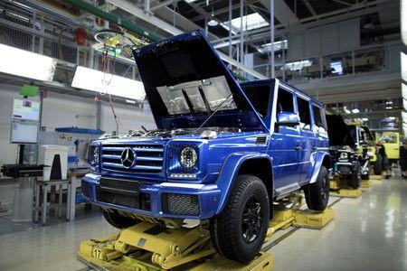 Mercedes Clase G, el último todoterreno auténtico no morirá jamás - http://tuningcars.cf/2017/07/19/mercedes-clase-g-el-ultimo-todoterreno-autentico-no-morira-jamas/ #carrostuning #autostuning #tunning #carstuning #carros #autos #autosenvenenados #carrosmodificados ##carrostransformados #audi #mercedes #astonmartin #BMW #porshe #subaru #ford
