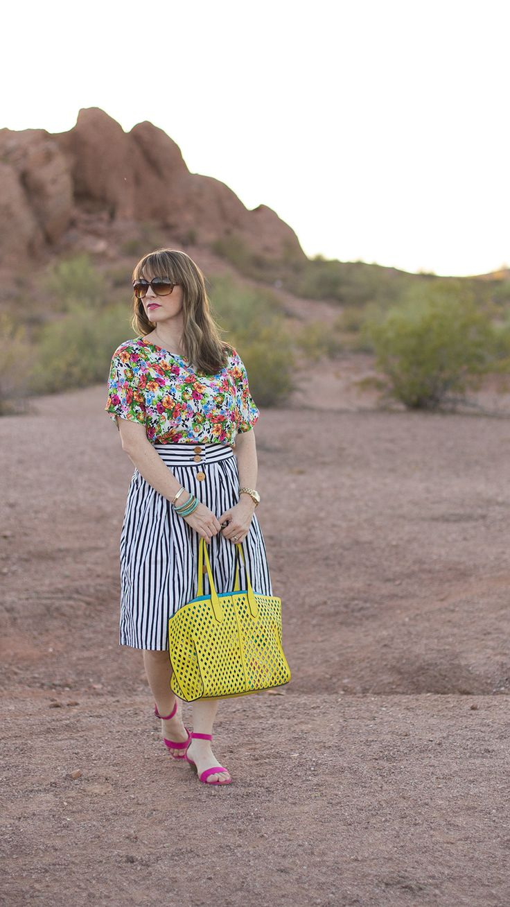 DIY skirt and top pattern and tutorial