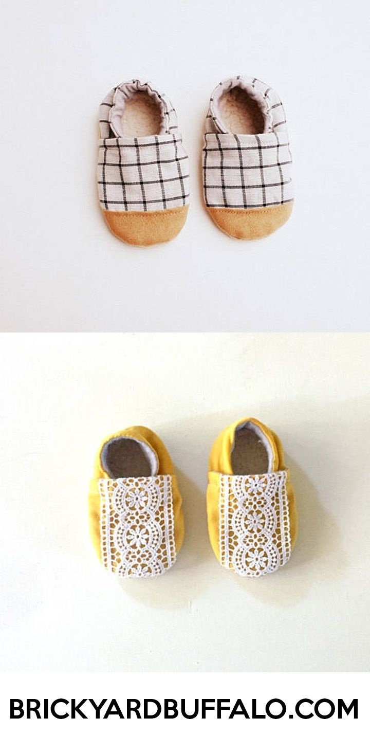 Handmade baby slippers  shoes