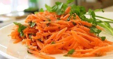 Cantinho Vegetariano: Cenoura Refogada (vegana)