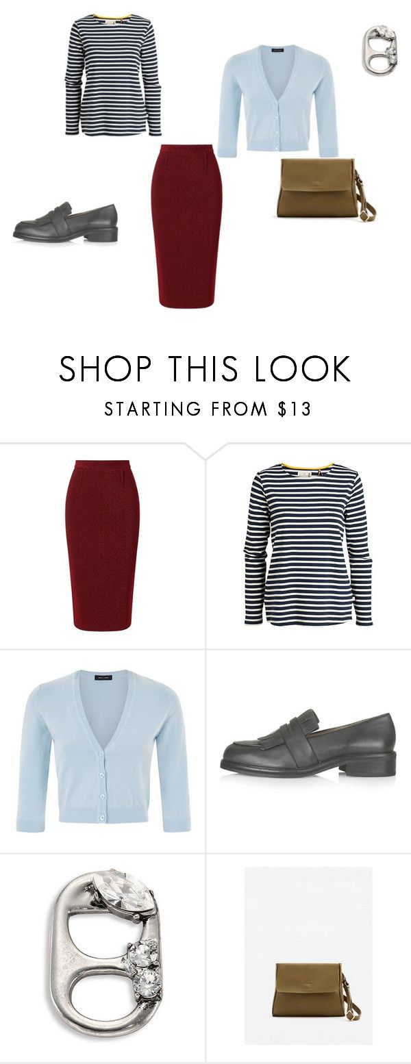 base4 by sashafilippova on Polyvore featuring мода, Roland Mouret, Topshop, MANGO and Marc Jacobs