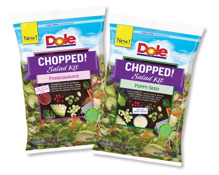 Dietitian Pick of the Week: Dole Salad Kits