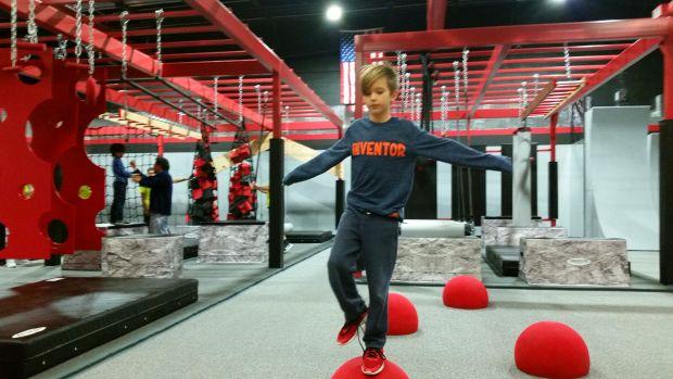 All Star Ninjas Indoor play for kids!