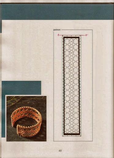 Bijoux et accessoires de mode en dentelle - Martine Piveteau - lini diaz - Picasa Webalbums