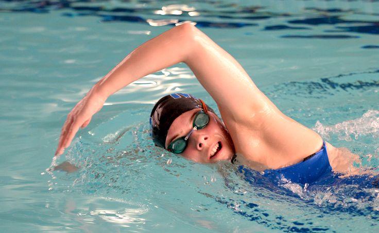 Fibromyalgia sufferer takes on her chronic pain, training to swim the English Channel - The Washington Post