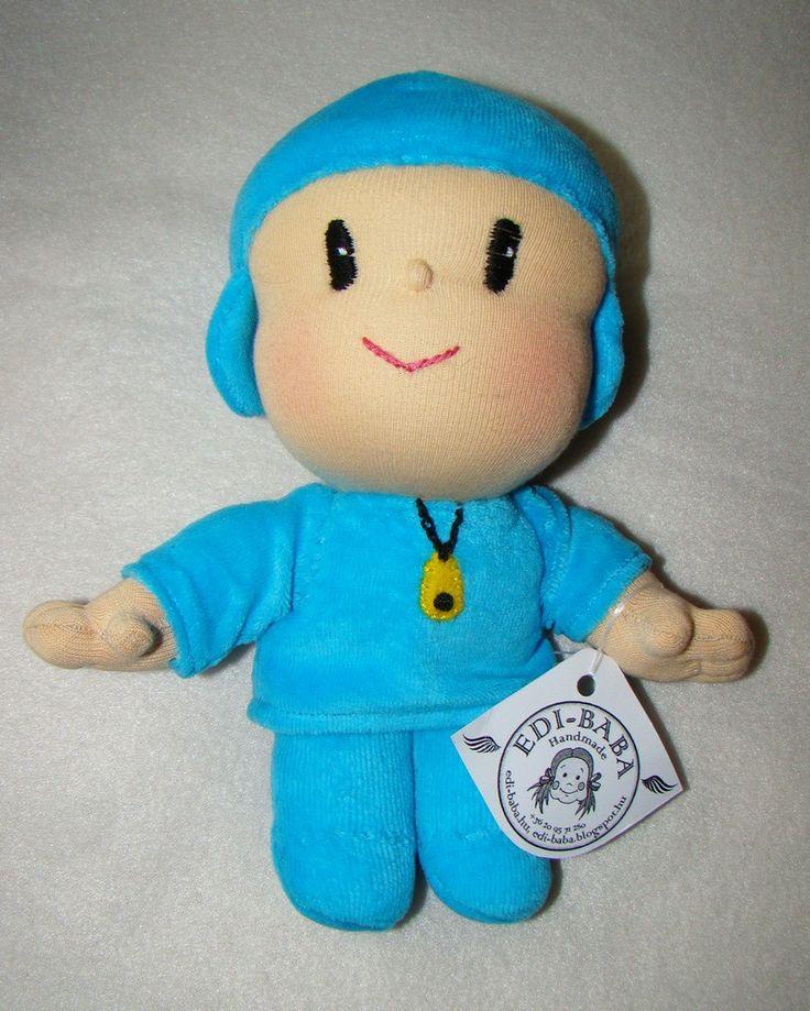 Pocoyo doll sold