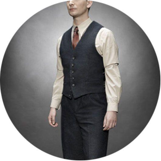 The-Cincinnati-Kid-Mens-Waistcoat Would Love To See My