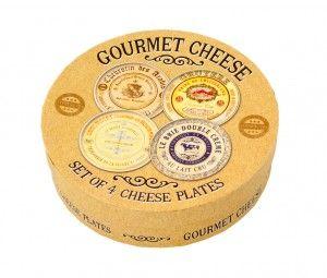 #Talerze Fromage - świetny prezent dla miłośników francuskich serów!  #ser #Francja #prezent