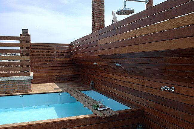 17 best images about terrazas on pinterest terrace - Diseno terrazas exteriores viviendas ...