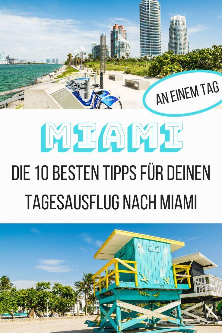 Tagesausflug Miami: Sehenswürdigkeiten, Highlights und Tipps