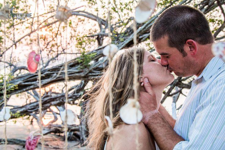 Couple photo session at Secrets Papagayo Costa Rica.