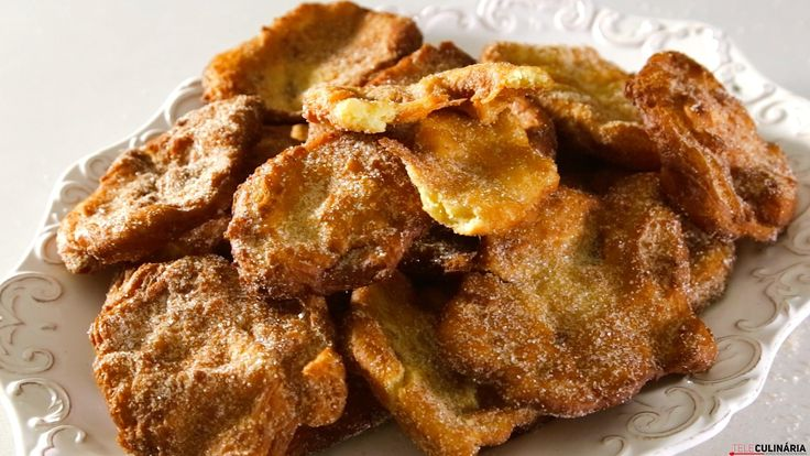 Receita de Filhós da consoada. Descubra como cozinhar Filhós da consoada de maneira prática e deliciosa!