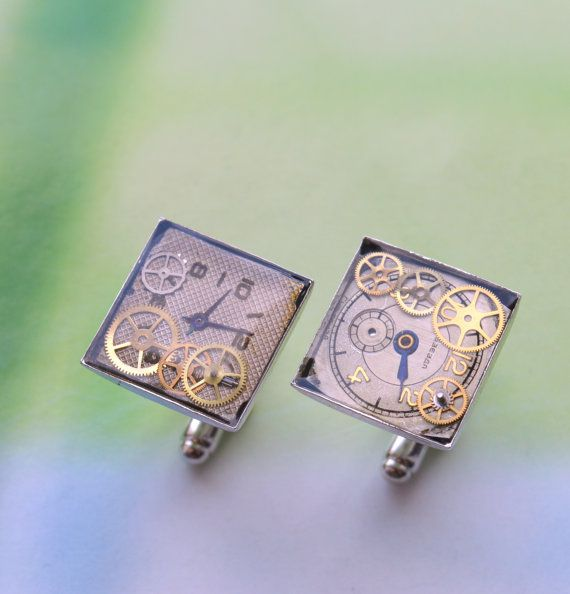 MM - ART creative design studio: cufflinks