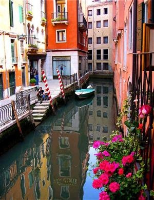Venice, Italy... one of my favourites!